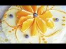 Как приготовить десерт «Апельсиновый рай»