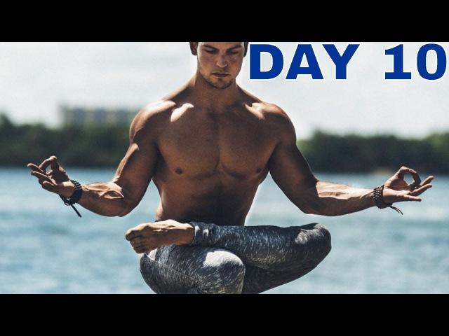 10 DAYS YOGA CHALLENGE - DAY 10 - [Guided Meditation]