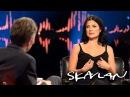 Natassia Malthe, who accuses Weinstein of rape, explains why she hesitated to come forward | Skavlan