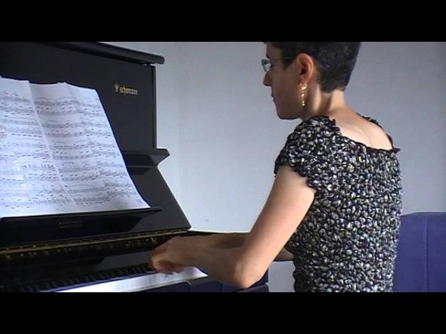 Fazil Say - Ballad No2