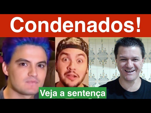 Ganhei o Processo! Juiz condena Felipe Neto e Luccas no Processo eles fizeram contra mim!
