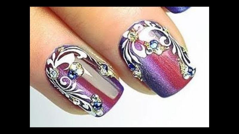 New Nail Art 2018✔The Best Nail Art Designs Compilation✔DIY videos (BeautyIdeas Nail Art)