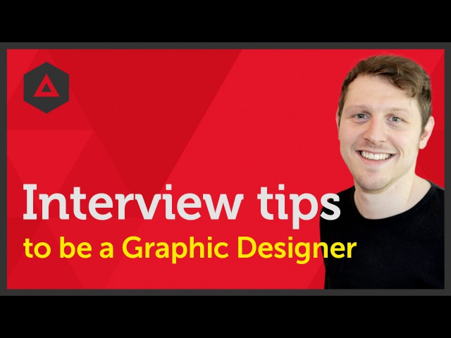 Interview tips to be a Graphic Designer Ep4245 [Beginners guide to Graphic Design]