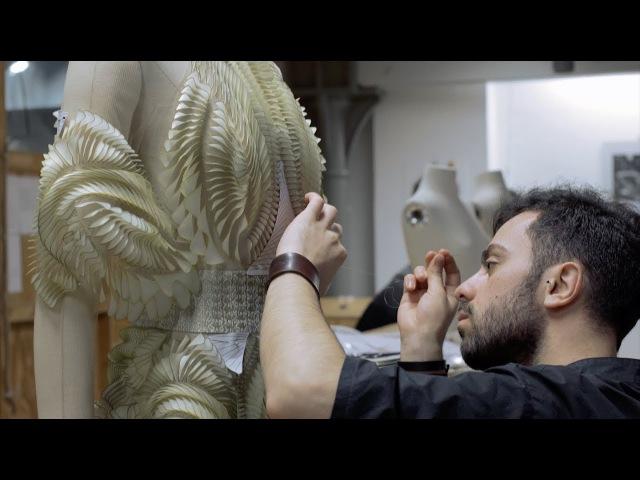 Iris van Herpen | Ludi Naturae | Process film (short)