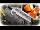 Casting a Bronze Dagger From The Game Skyrim (Mehrunes Razor)