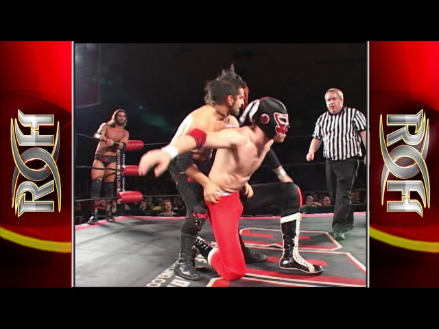 Tyler Black Jimmy Jacobs vs Kevin Steen El Generico