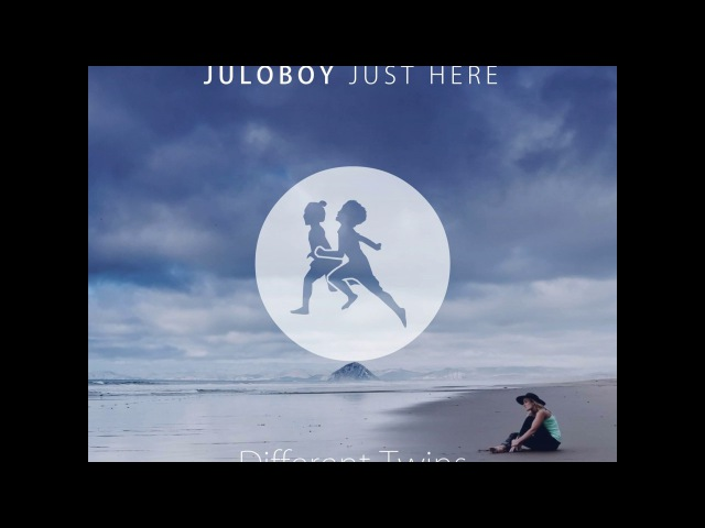 Juloboy Just Here Different Twins Records