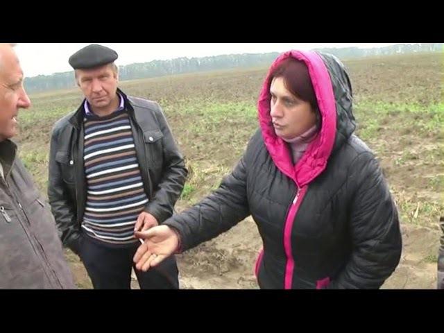 Бесіда пайовиків с.Бортники з представниками Зеленої долини