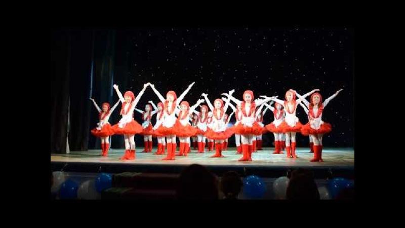 Школа танцев Grand Pas Композиция Ладушки Рук. Гарифова Юлиана