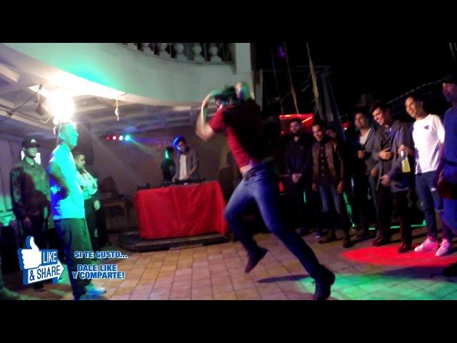 E-Motion Old school 2017 | Chepe (Electro on the street) vs Brutal (Obrera Street)