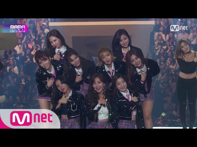 [2017 MAMA in Japan] TWICE_Dance Perf. LIKEY