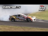 OTV RAW: Tom Marshall 2JZ Toyota GT86 - D1NZ Drifting R5 Pukekohe 2017