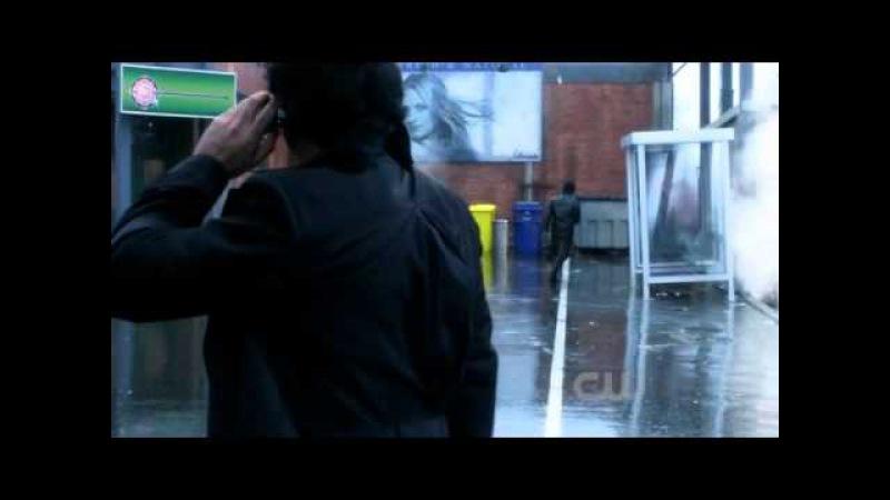 Smallville - Warrior scene