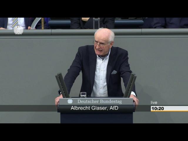 Fantastische Rede von Anbrecht Glaser AfD MdB zu Euro Binnenmarkt