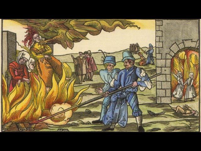 Охота на ведьм и инквизиция (рассказывает историк Елена Браун)