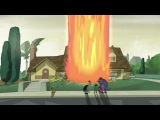 Phineas and Ferb The OWCA Files - Flynn Fletcher House Destroyed CLIP