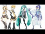 wii music but it's a vocaloid cover hhh