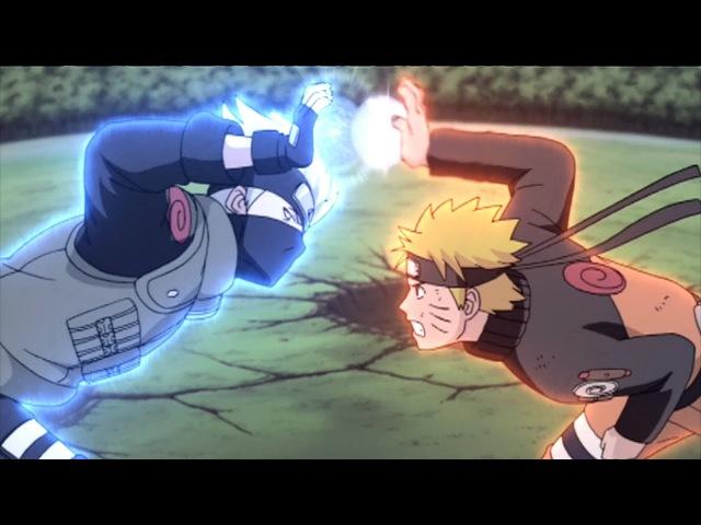 Naruto Develops His Own S-Rank Jutsu - Wind Style Rasenshuriken Training [60 FPS] Naruto Shippuden