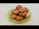 Рецепт пирожки с луком и ветчиной ПП версия