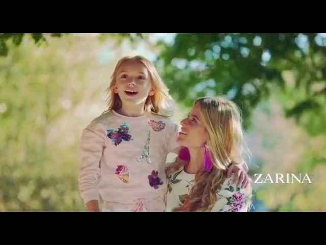 «ZARINA» женская одежда, реклама на ТВ