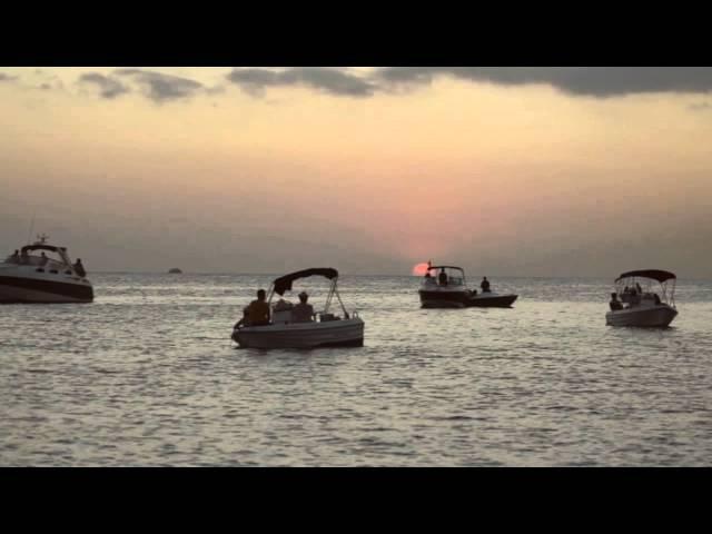 Café del Mar East   'A Quiet Conversation' by Bliss (Ibiza Sunset Video)