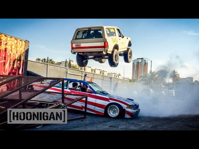 Huge Air Bronco Jump! DT229