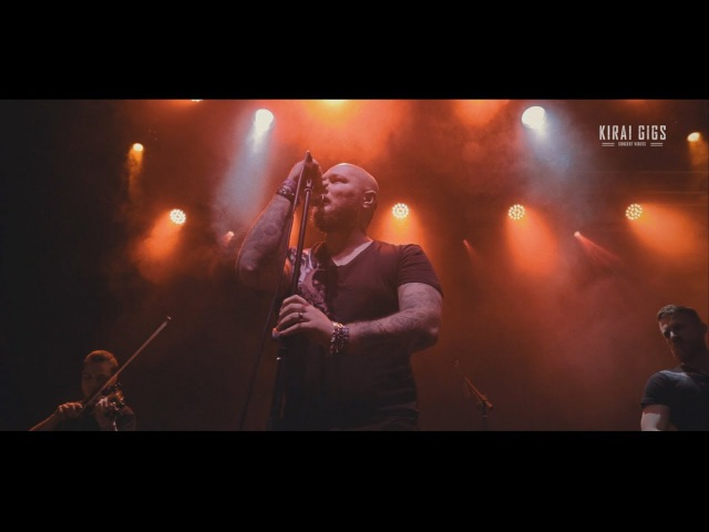 Clouds - You went so silent - Live at Atlas, Kyiv [14.10.2017] (multicam) Doom Over Kiev festival