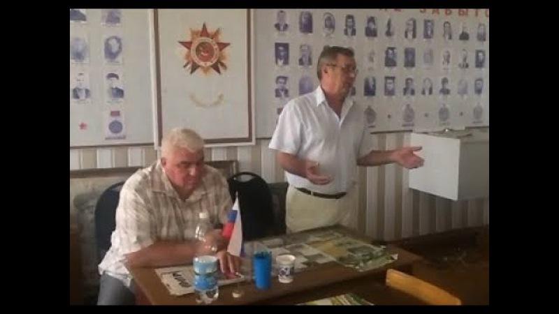 Главврач больницы Знаменска о пропускном режиме для жителей с Капустин Яр