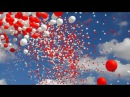 Шарики воздушные Веселая детская песенка