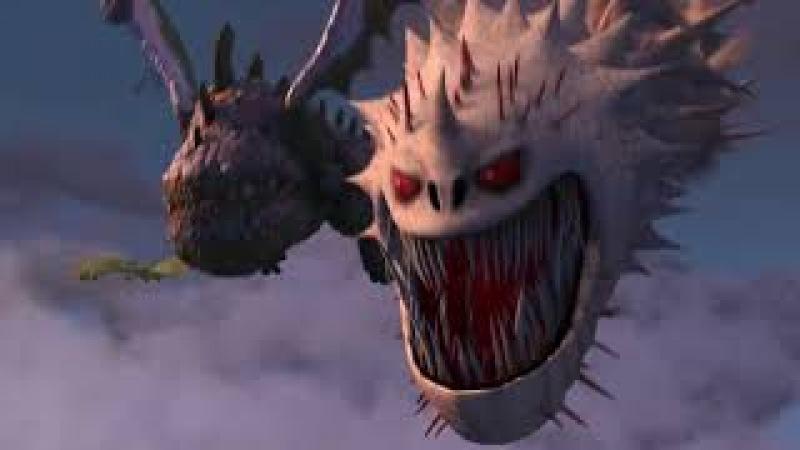 Как приучить дракона, Крепкая Дружба Икинга и безубика