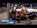 Randy Orton vs Kevin Owens No Disqualification Match SmackDown LIVE Nov 28 2017