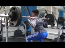 Shredded Young Fitness Model: Motivational Introduction.