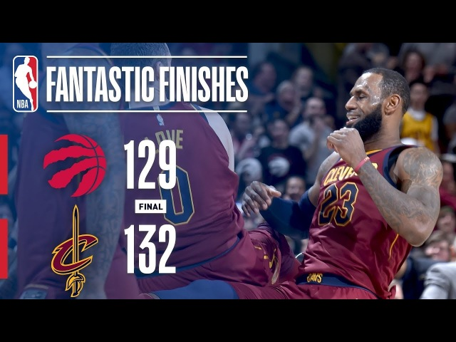 The Cavaliers Mount A Tremendous Comeback vs The Raptors