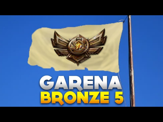 The Kingdom of Plastic Division Garena Bronze Singapore