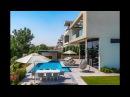 Contemporary Hillside Villa, Jumeirah Golf Estates, Dubai, United Arab Emirates
