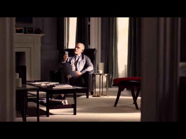 IPhone 4S реклама с Джоном Малковичем
