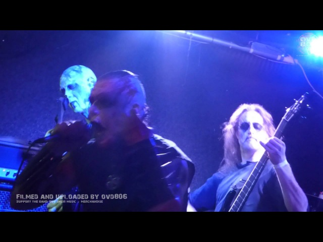 Cirith Gorgor The declaration VisionofExalted Lucifer @ Ritual Black Fest Tilburg NL 2016 Jan 16