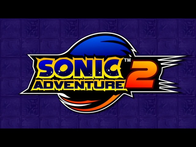 SONIC ADVANTURE 2 GREEN FOREST