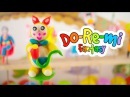 HOW TO MAKE DOREMI ! DIY Easy Toohee GIFTS for Friends and Family ! 13 - DOREMI