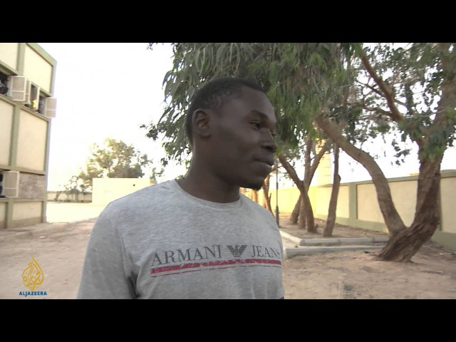 Talk to Al Jazeera in the field African migrants What really drives them to Europe