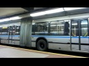 The SilverLine Trolleybus of Boston USA