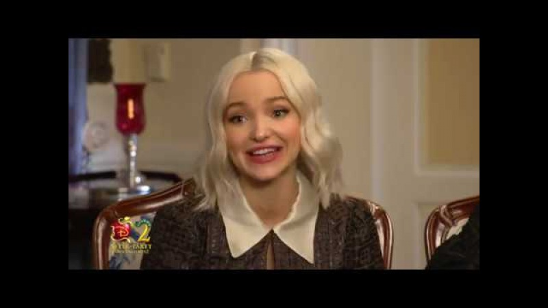 Dove Cameron Which Cast Member Would She Live With