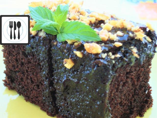 Шоколадный Торт за 2 минуты. Быстро и вкусно! Кекс Брауни   Brownie Tadında Islak Kek Tarifi