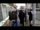Нападение цыган попрошаек в Пензе