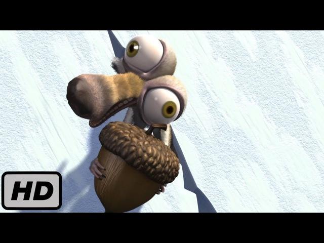 Белка и орех Ледниковый период 1 3 2002 HD