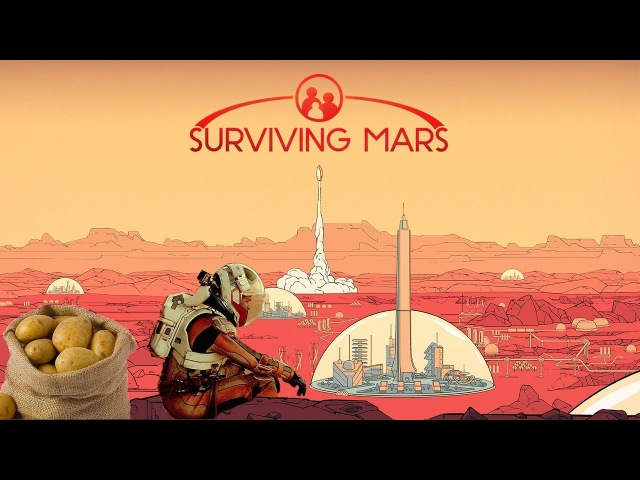 Колонизация Марса в Surviving Mars (Обзор)