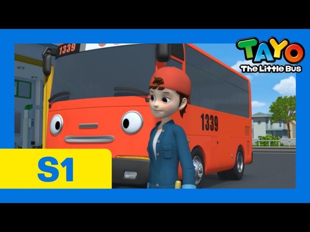 Tayo S1 EP10 Hana and Gani l Tayo the Little Bus