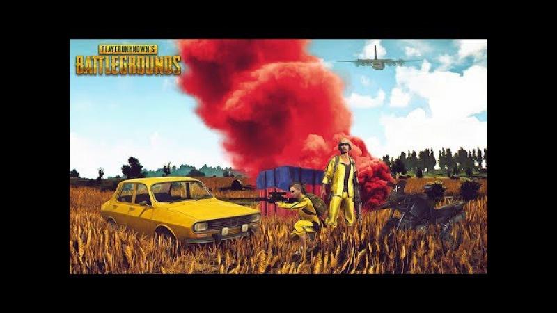 Playerunknown's Battlegrounds - эль дУмбас мас грАндэ эн эль мУндо !NO SKILL! 18
