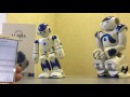 Робот Ubtech Alpha 2 vs. Robot NAO