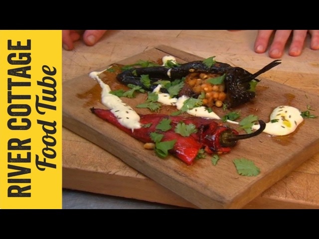 Mexican Stuffed Peppers | Tim Maddams